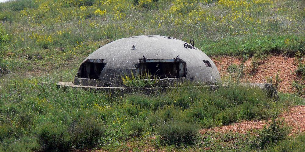 Бункеры, Север (Тирана, Дуррес, Шкодер), Албания