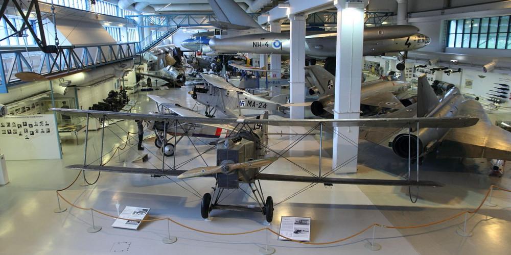 Jyvaskyla: Aviation Museum of Central Finland, Западный и Центральный (Турку, Тампере, Ювяскюля), Финляндия