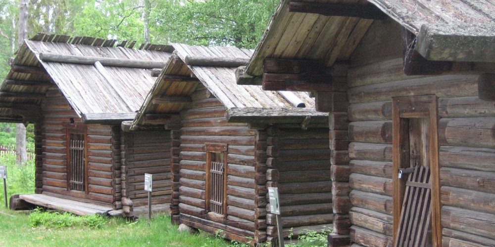 Seurasaari Open Air Museum, Южный (Хельсинки, Лахти, Котка), Финляндия
