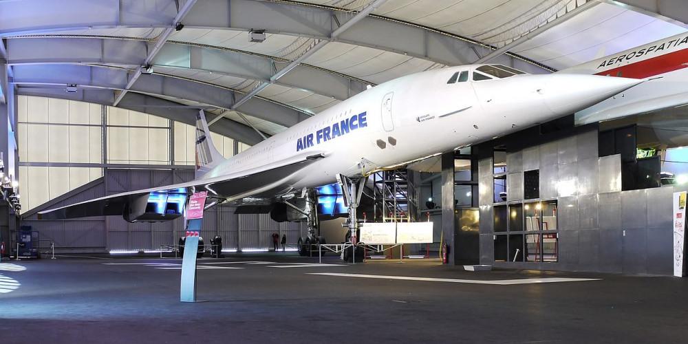 Музей авиации и космонавтики в Ле Бурже, Иль-де-Франс (Париж), Франция