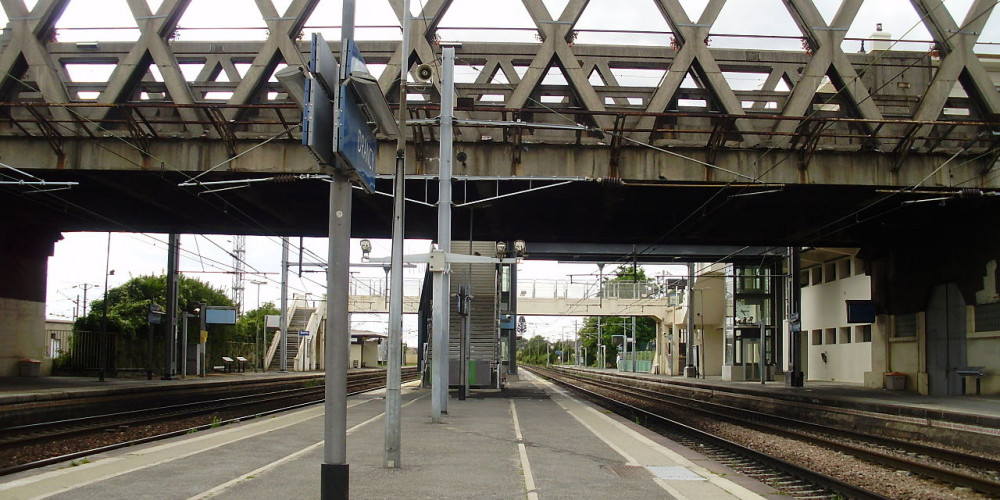 Париж: Drancy, Иль-де-Франс (Париж), Франция