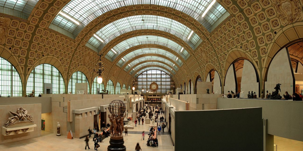 Фото Париж: Музей Орсе, Иль-де-Франс (Париж), Франция