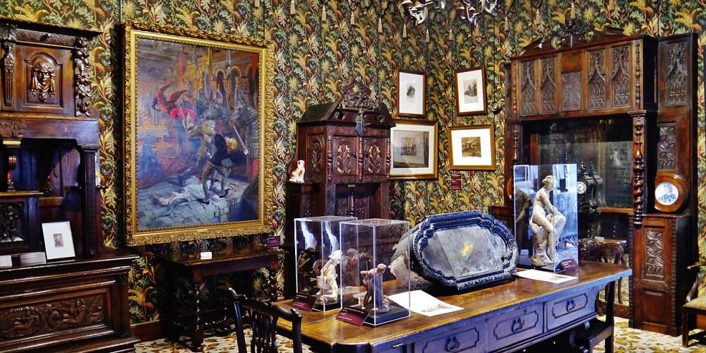 Фото Париж: Дом Виктора Гюго, Иль-де-Франс (Париж), Франция