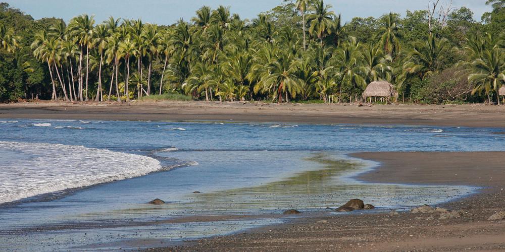 Пляж Санта-Каталина, Север канала (Колон, Чирики, Лос-Сантос), Панама