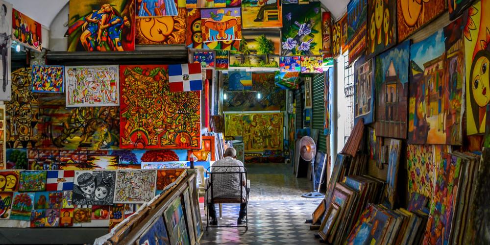 Санто-Доминго: Рынок, Восток, Юг (Санто-Доминго, Ла-Романа, Бараона), Доминиканская Республика