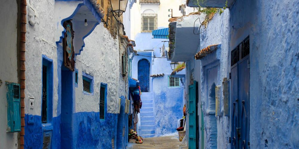 Шавен, Танжер-Тетуан и Ориенталь-Риф (Уджда, Надор), Марокко
