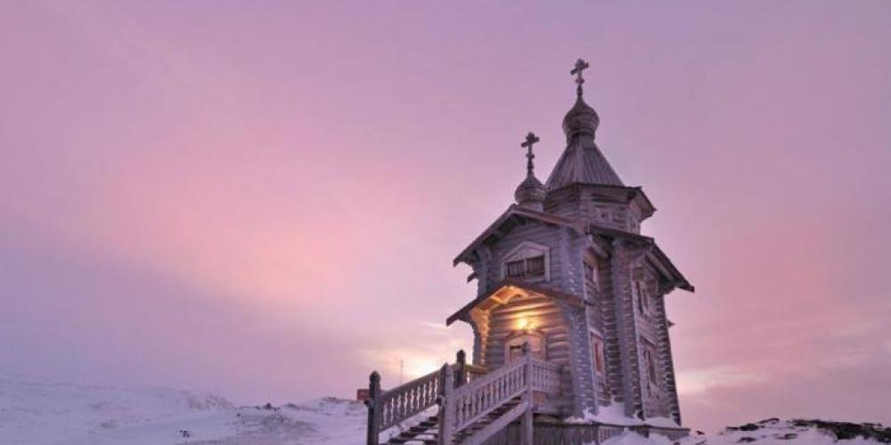 Церковь Святой Троицы, Антарктический полуостров и острова (Аделаида, Брабант, Анверс), Антарктический полуостров и острова (Аделаида, Брабант, Анверс)