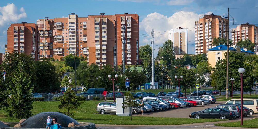 Минск, Центральный и Северо-Восточный (Минск, Витебск, Орша), Беларусь