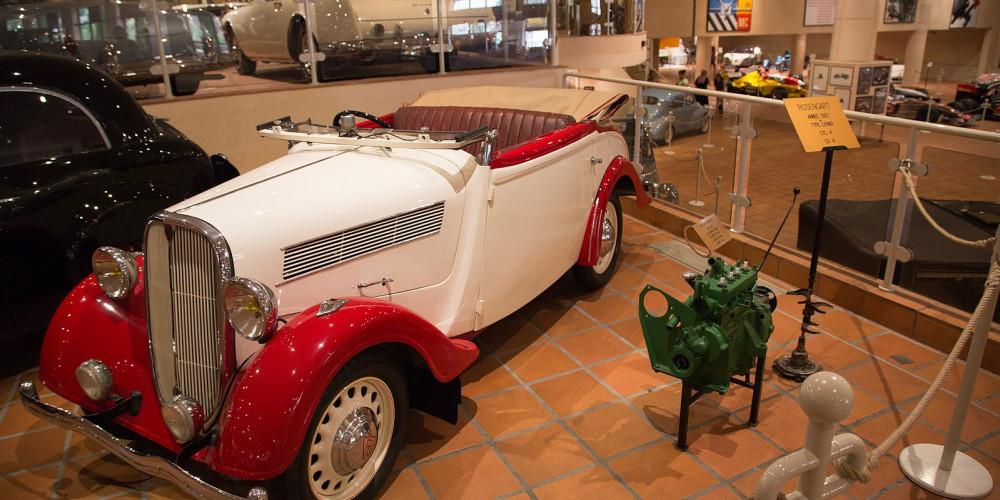 Monaco Top Cars Collection, Монако, Монако