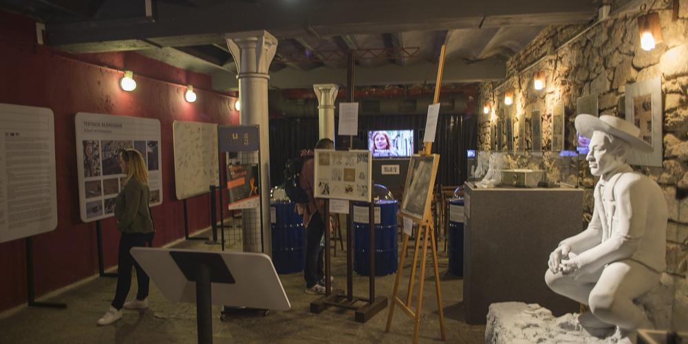 Монтевидео: Музей трагедии и чудес, К югу от реки Рио-Негро (Монтевидео, Колония, Дуразно), Уругвай