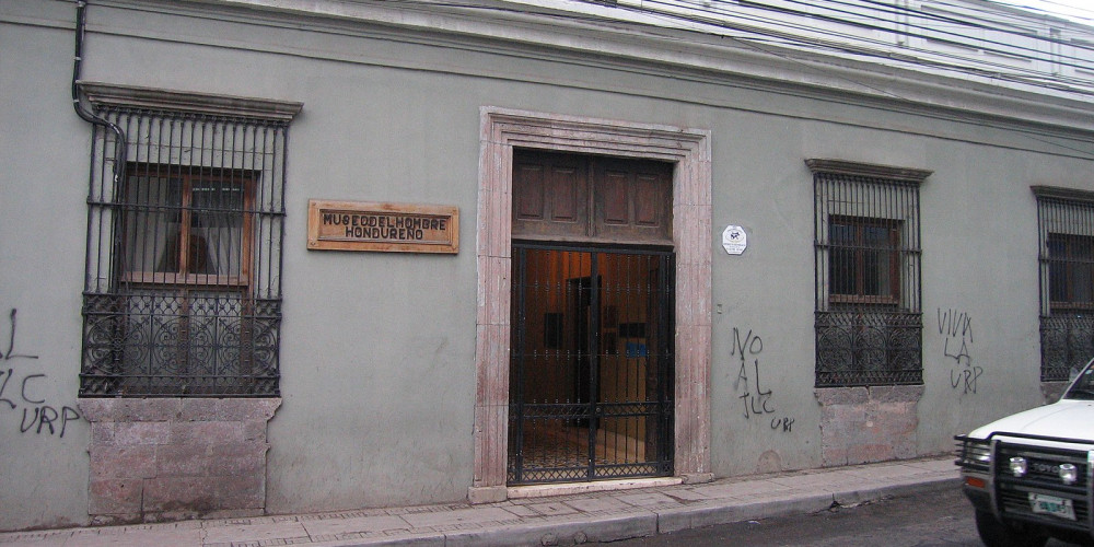 Фото Тегусигальпа: Музей человека Хондурено, Высокогорье (Тегусигальпа, Хутикальпа) и Тихий океан (Чолутека), Гондурас