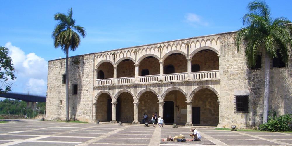 Санто-Доминго: Алькасар-де-Колон, Восток, Юг (Санто-Доминго, Ла-Романа, Бараона), Доминиканская Республика