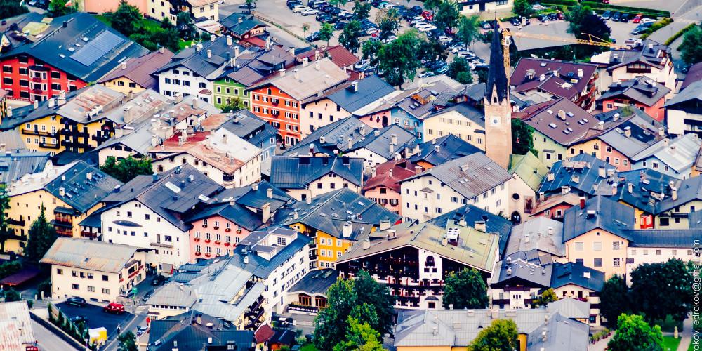 Китцбюэль, Тироль, Форарльберг (Инсбрук), Австрия