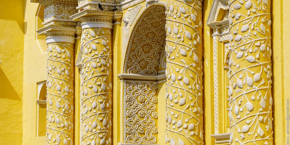 Antigua: Iglesia La Merced, Центральная и Карибская (Гватемала, Антигуа, Кобан, П. Барриос), Гватемала
