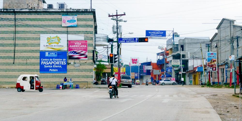 Flores, Петен (Флорес), Гватемала