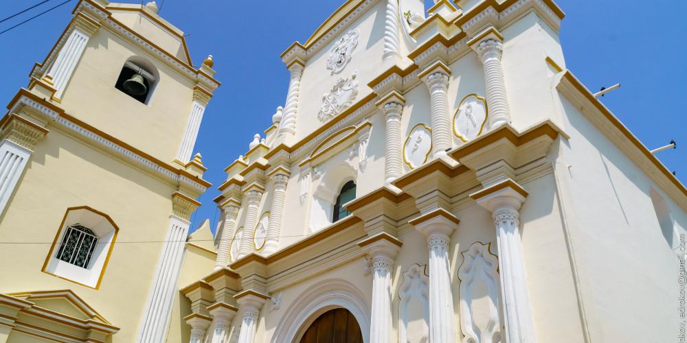 Leon: Iglesia La Merced, Северо-запад (Манагуа, Леон, Матагальпа, Хинотега), Никарагуа