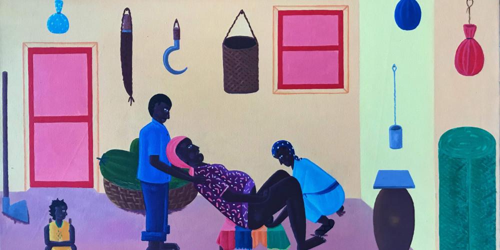 Порт-о-Пренс: Галерея Моро, Юг (Порт-о-Пренс, Жереми, Жакмель, Ле-Ке), Гаити