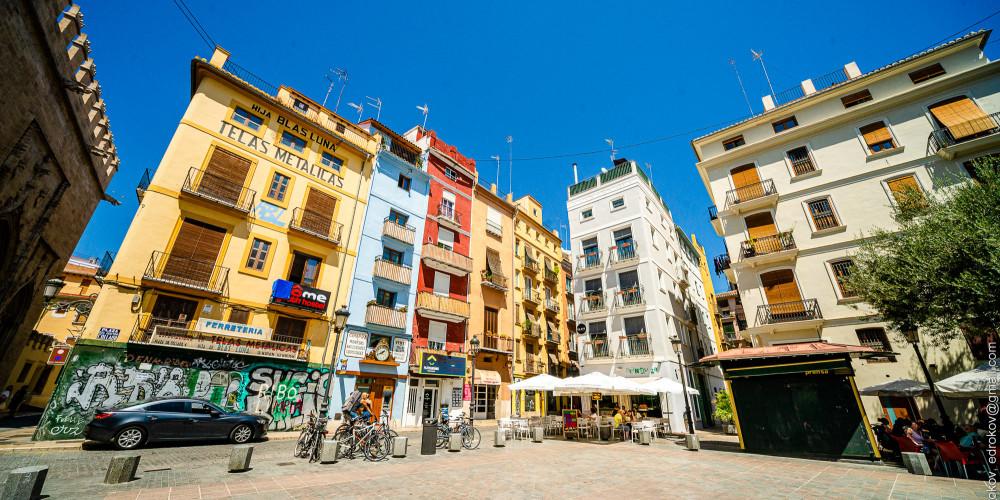 Валенсия, Валенсия (Аликанте, Валенсия, Кастельон, Эльче), Испания