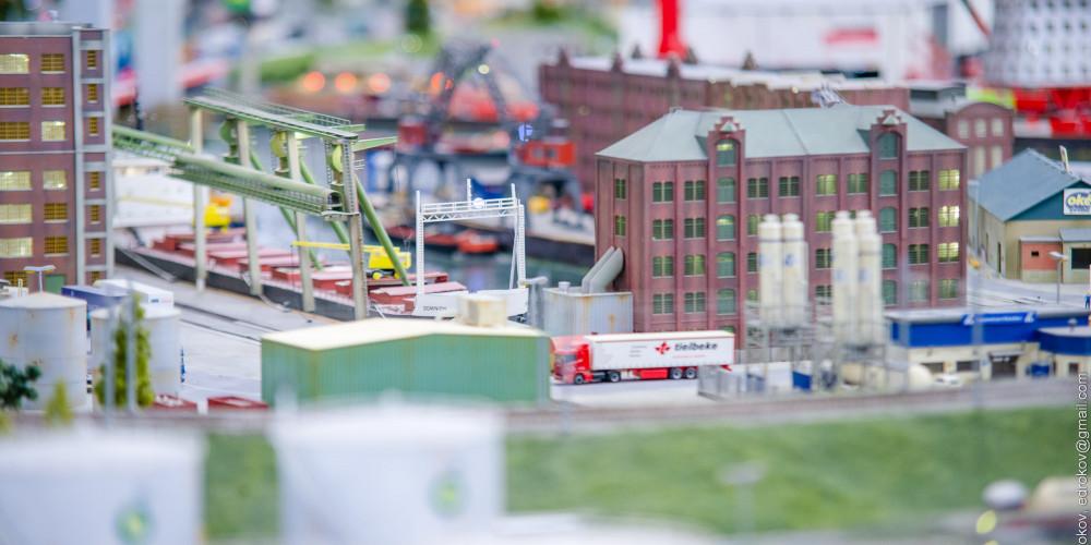 Роттердам: Miniworld, Центр и Запад (Амстердам, Роттердам, Утрехт, Алмере), Нидерланды