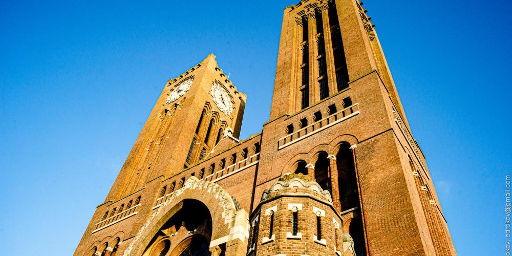 Харлем: Собор Святого Бавона, Центр и Запад (Амстердам, Роттердам, Утрехт, Алмере), Нидерланды