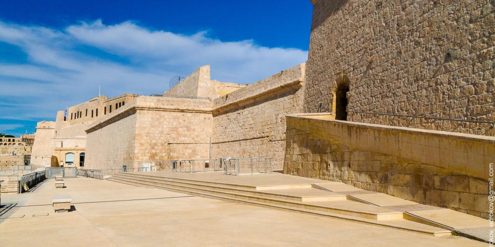 Фото Биргу: Форт Сант Анджело, Мальта (и Гозо), Мальта