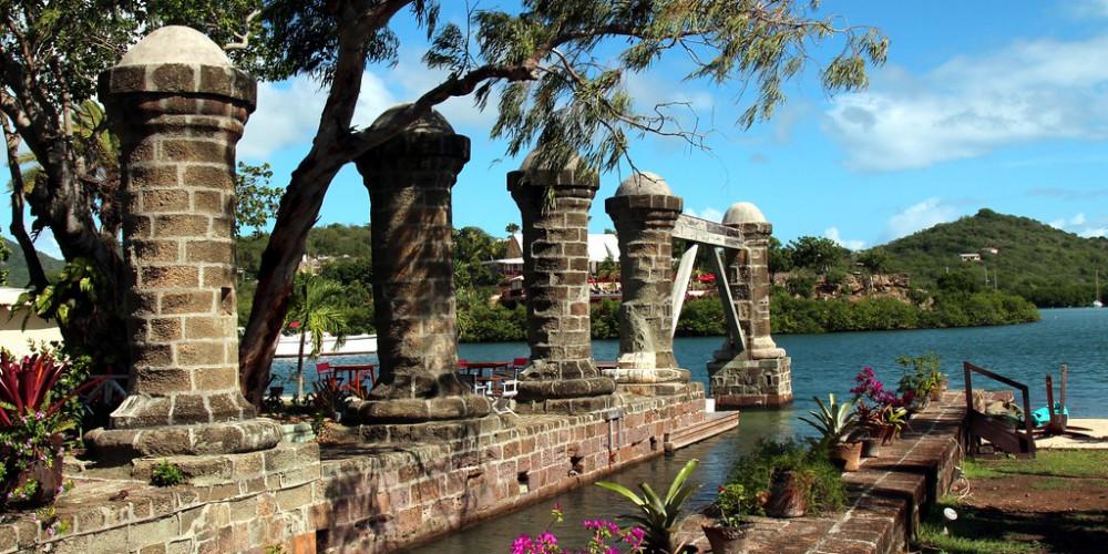 Фото Английская гавань: Музей верфи, Антигуа, Антигуа и Барбуда