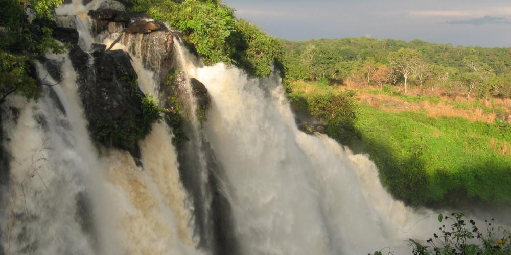 Водопад Боали, Юго-запад (Банги, Нола, Берберати, Сибут), Центрально-Африканская Республика