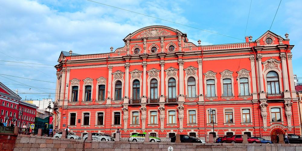 Санкт-Петербург: Белосельский-Белозерский дворец, Санкт-Петербург, Россия