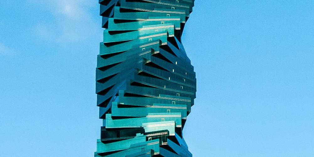 Панама Сити: Башня F & F, Юг Канала (Панама, Дарьен), Панама