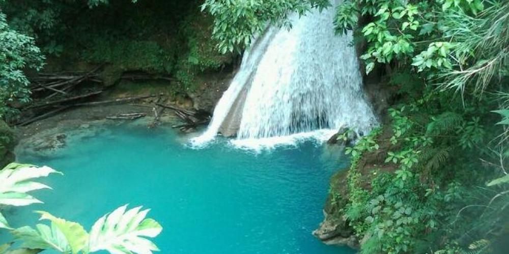 Фото Водопад Коноко, Мидлсекс, Суррей (Кингстон, Мандевиль, Очо Риос), Ямайка