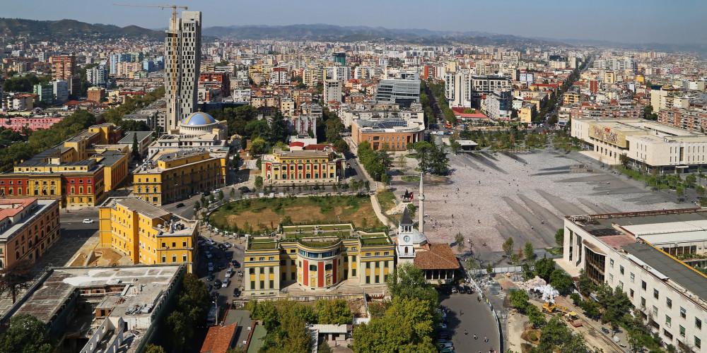Тирана, Север (Тирана, Дуррес, Шкодер), Албания