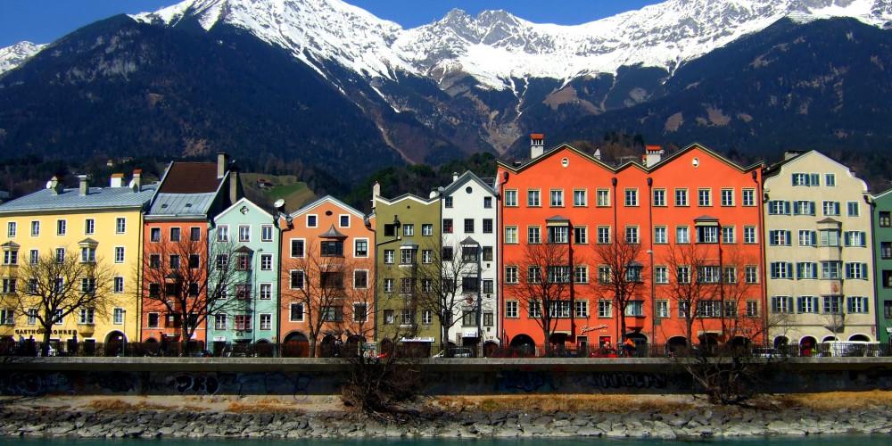 Фото Инсбрук, Тироль, Форарльберг (Инсбрук), Австрия