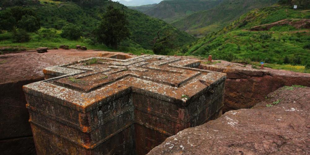Лалибеле, Амхара (Бахр-Дар, Лалибела, Гондэр), Эфиопия