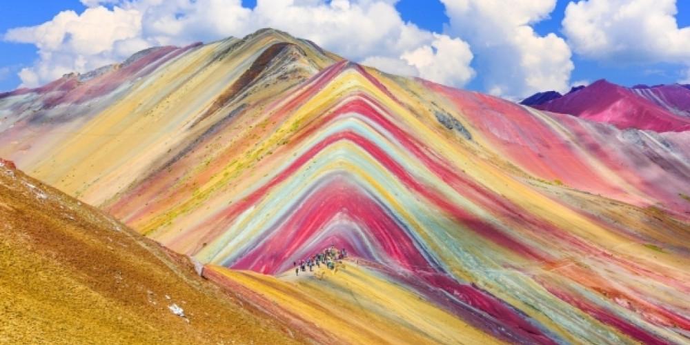 Фото Радужные горы Виникунка, Южная Сьерра (Куско, Апуримак, Аякучо, Хунин), Перу