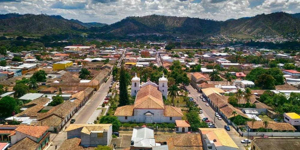 Данли, Высокогорье (Тегусигальпа, Хутикальпа) и Тихий океан (Чолутека), Гондурас