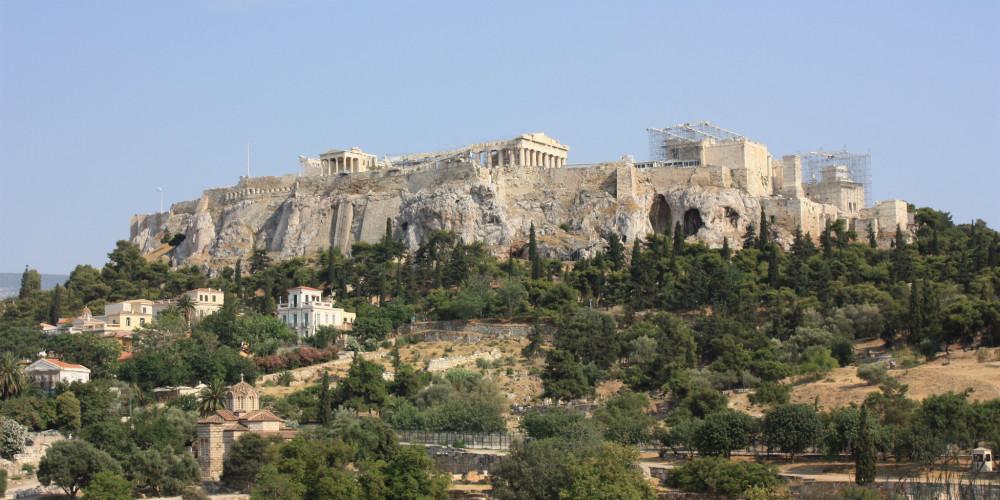 Фото Афины, Аттика, Центральная и Западная (Афины, Ламия, Агринио), Греция