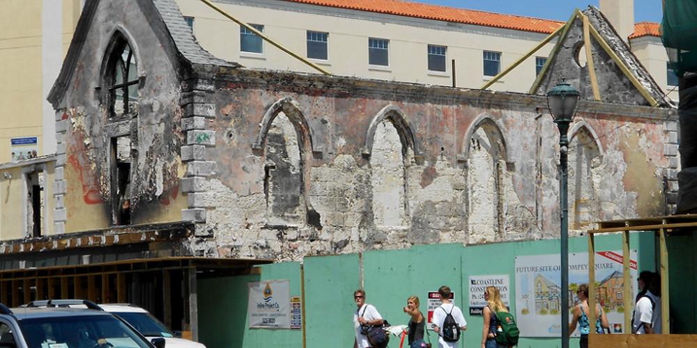 Нассау: Музей Помпей , Нью-Провиденс (Нассау), Андрос, Эксума, Кот, Инагуа, Багамские Острова