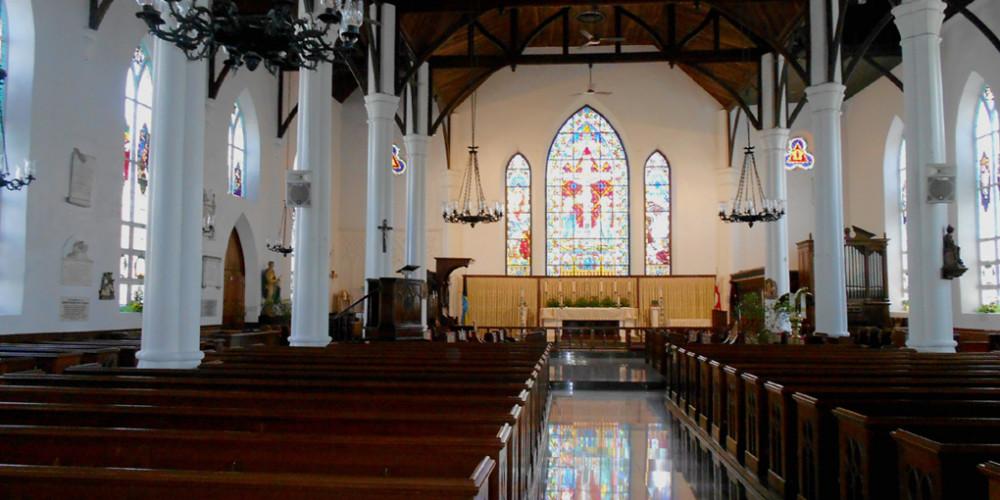 Фото Нассау: Церковь Христа, Нью-Провиденс (Нассау), Андрос, Эксума, Кот, Инагуа, Багамские Острова