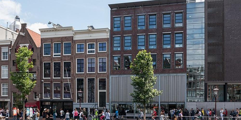 Амстердам: Дом Анны Франк, Центр и Запад (Амстердам, Роттердам, Утрехт, Алмере), Нидерланды