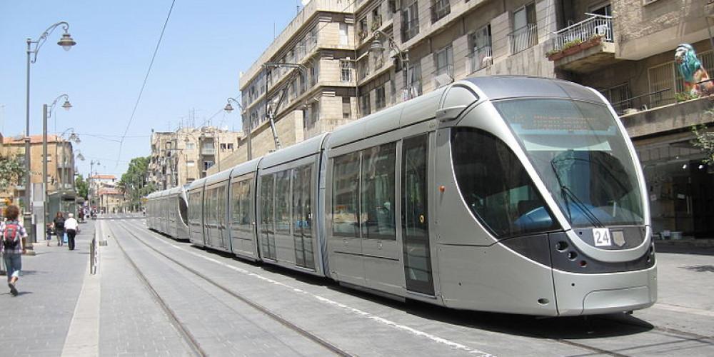Jerusalem Light Rail, Центральный (Тель-Авив, Западный Иерусалим, Рамла, Нетания), Израиль