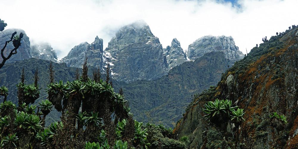 Rwenzori Mountains, Запад (Мбарара, Касесе, Кабале, Форт-Портал), Уганда