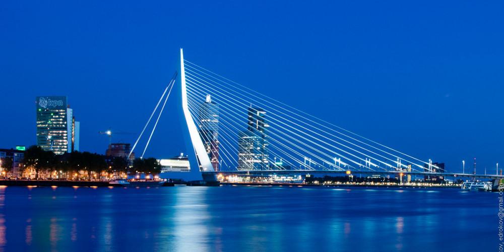 Архитектурный ансамбль центра Роттердама, Центр и Запад (Амстердам, Роттердам, Утрехт, Алмере), Нидерланды