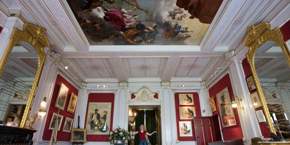 Амстердам: Kattenkabinet, Центр и Запад (Амстердам, Роттердам, Утрехт, Алмере), Нидерланды