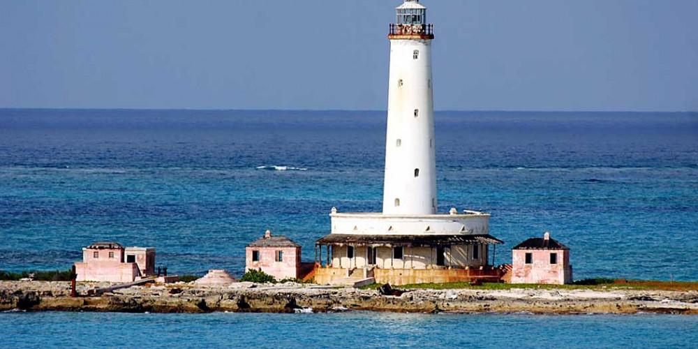 Маяк Dixon Hill, Нью-Провиденс (Нассау), Андрос, Эксума, Кот, Инагуа, Багамские Острова