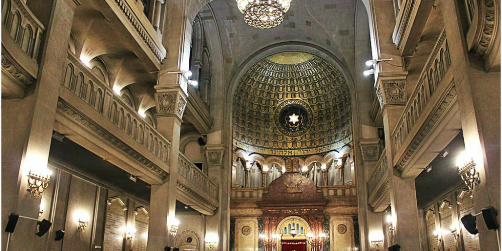 Фото Буэнос-Айрес: Храм Либертад, Федеральный округ Буэнос-Айрес, Аргентина