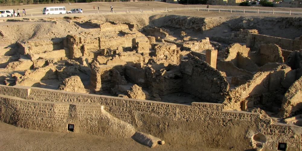 Фото Калат-Бахрейн - древняя гавань и столица Дилмун, Бахрейн, Бахрейн