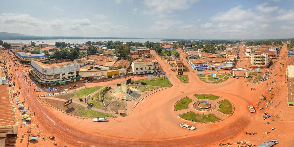 Bangui/Bimbo, Юго-запад (Банги, Нола, Берберати, Сибут), Центрально-Африканская Республика