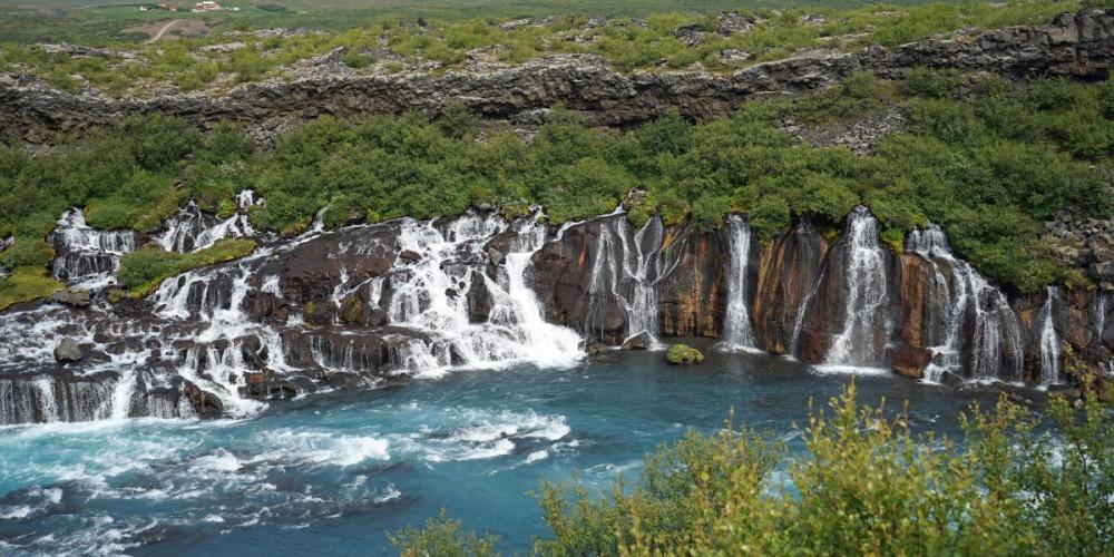 Jacmel: Bassin-Bleu Waterfall , Юг (Порт-о-Пренс, Жереми, Жакмель, Ле-Ке), Гаити