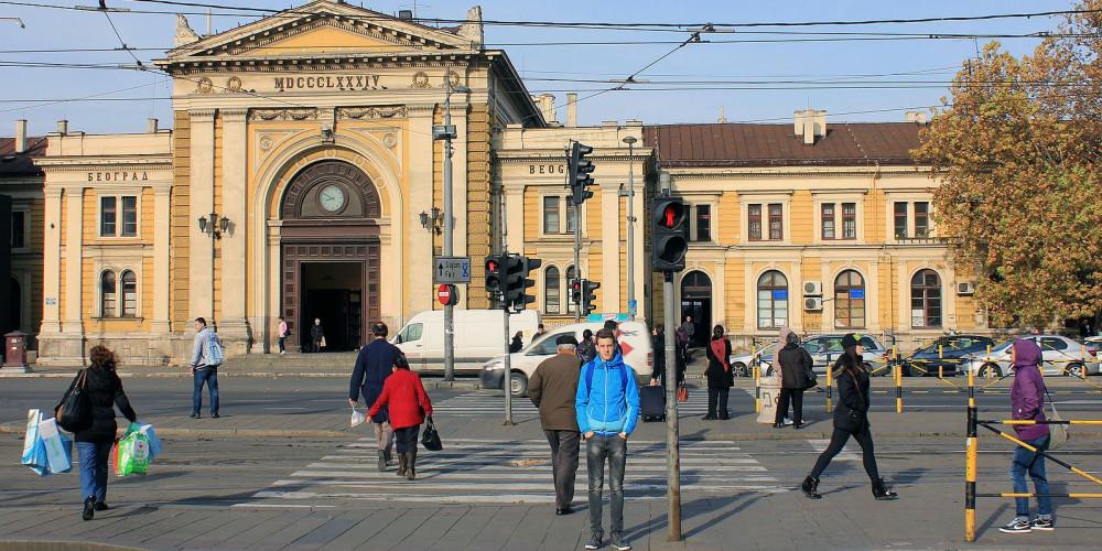 Belgrade Railway Station, Белград, Запад (Новый Пазар, Крагуевац, Чачак, Кралево, Ужице), Сербия