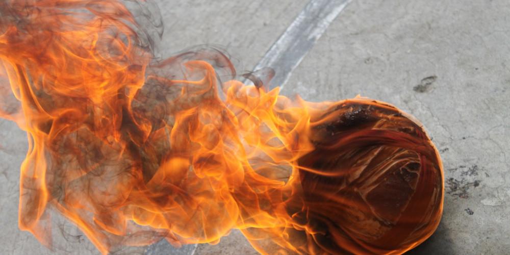 Огненные бола Фуэго, Запад (Сан-Сальвадор, Санта-Ана, запад от реки Лемпа), Сальвадор